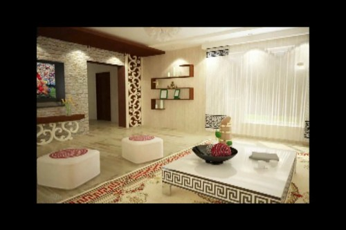 Using Mongolian Pattern In Interior Design.